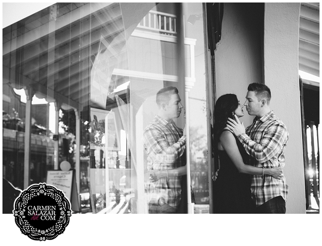 Old Folsom Engagement Session