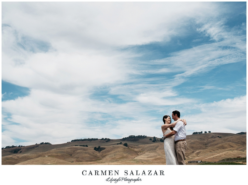 Napa Engagement Session by Carmen Salazar