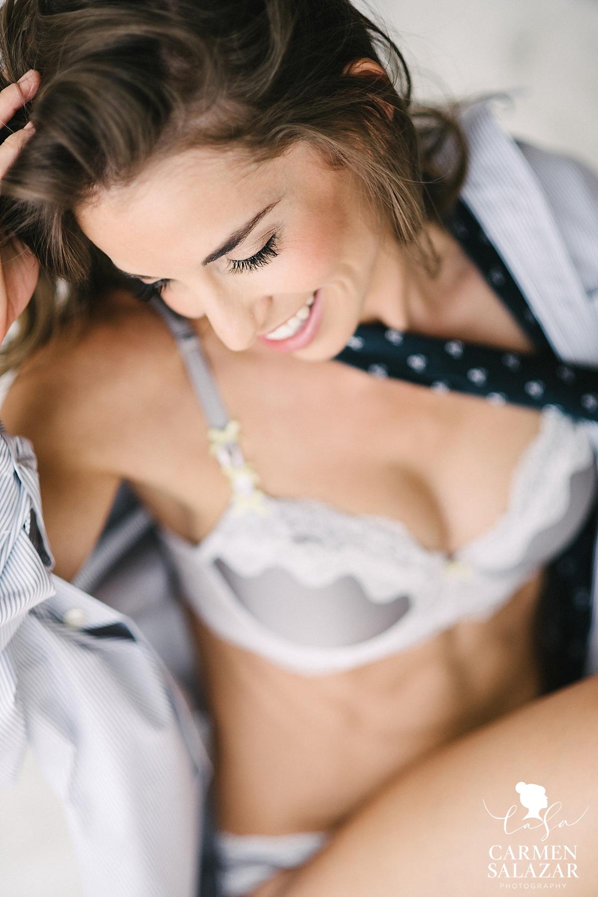 simple sexy boudoir