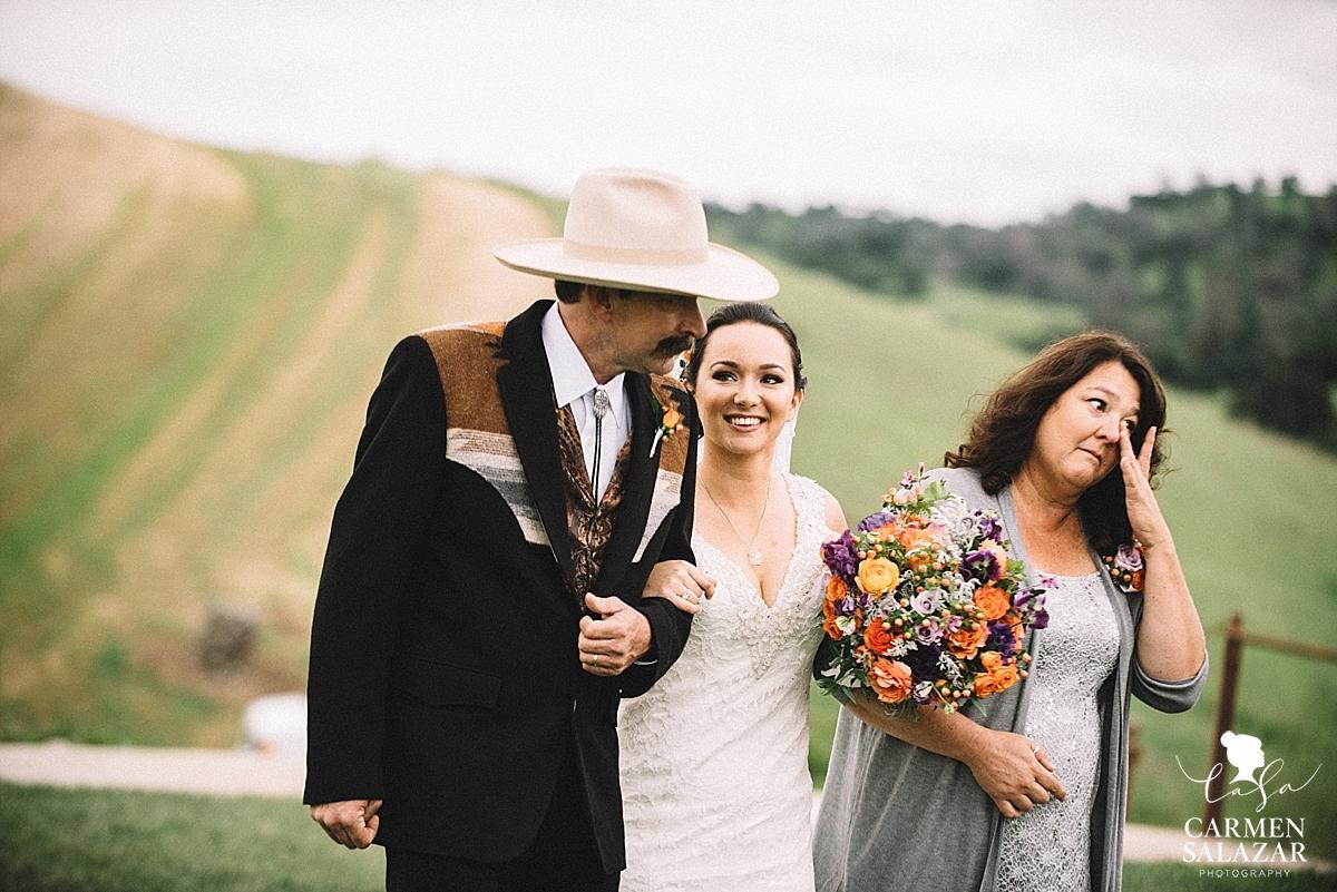 Country wedding inspiration - Carmen Salazar