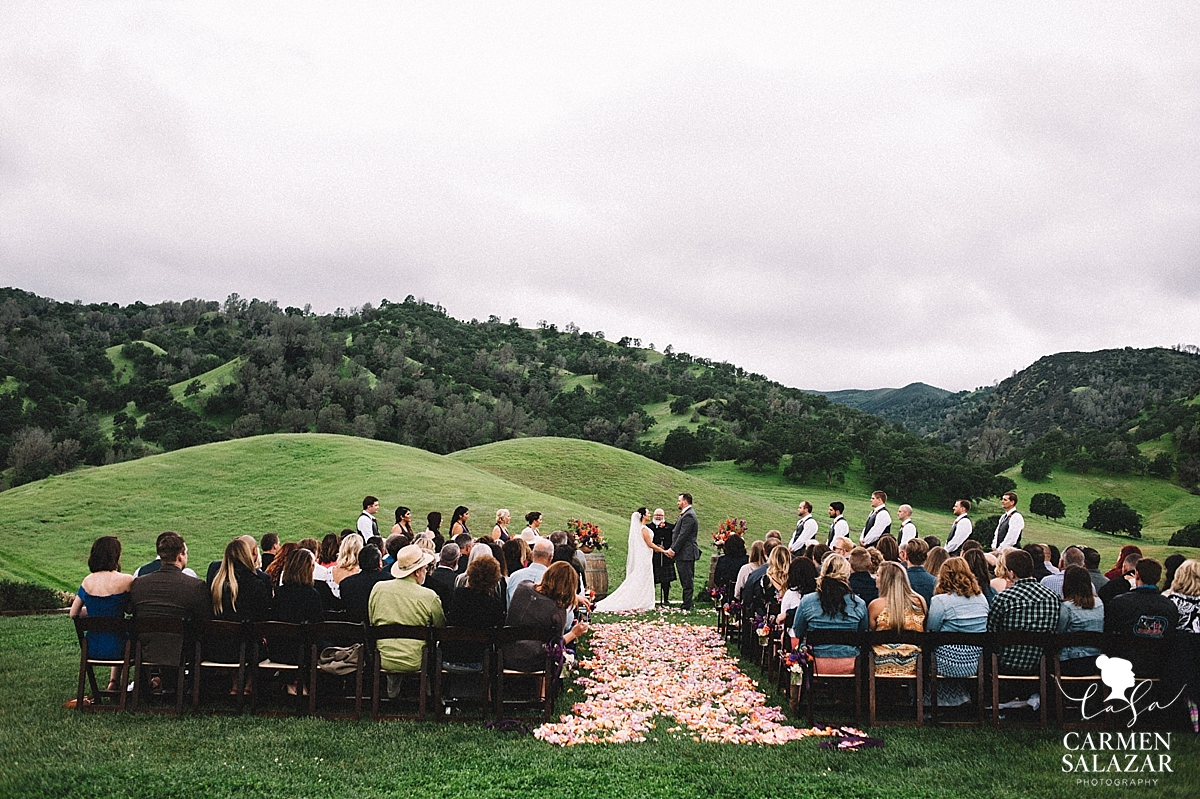 Gorgeous Taber Ranch wedding - Carmen Salazar