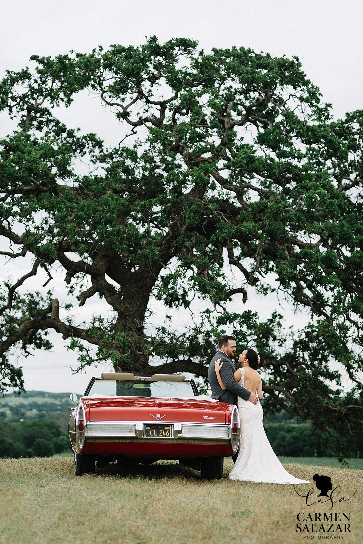Classic Taber Ranch convertible portraits - Carmen Salazar