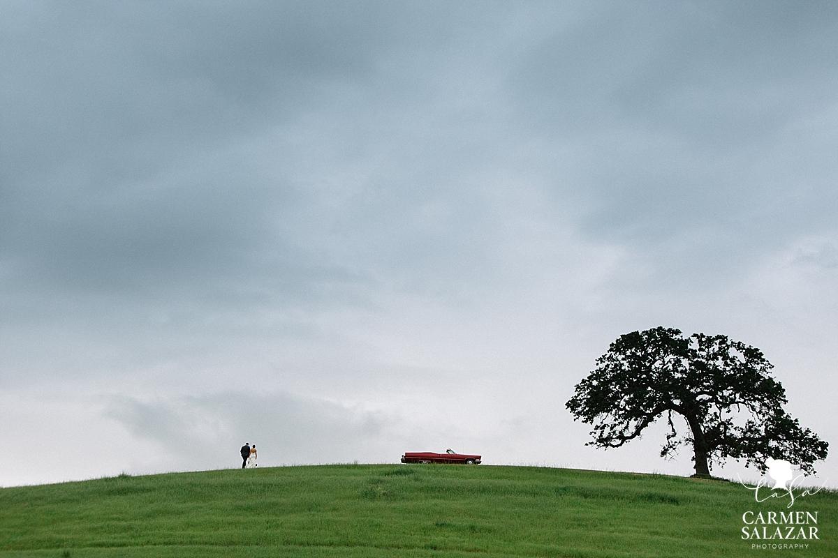 Taber Ranch wedding landscape - Carmen Salazar