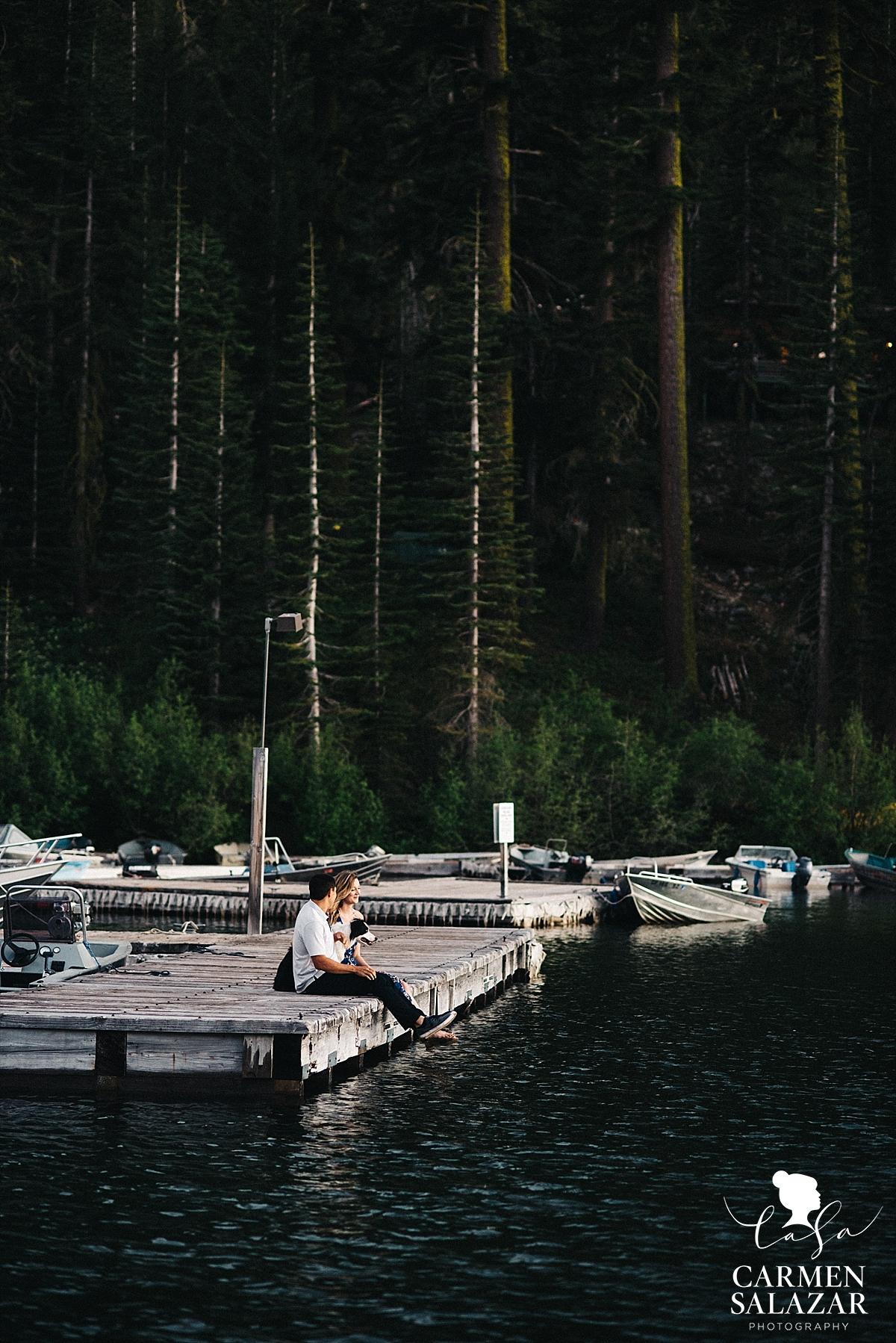 Lake Tahoe destination engagement landscape - Carmen Salazar