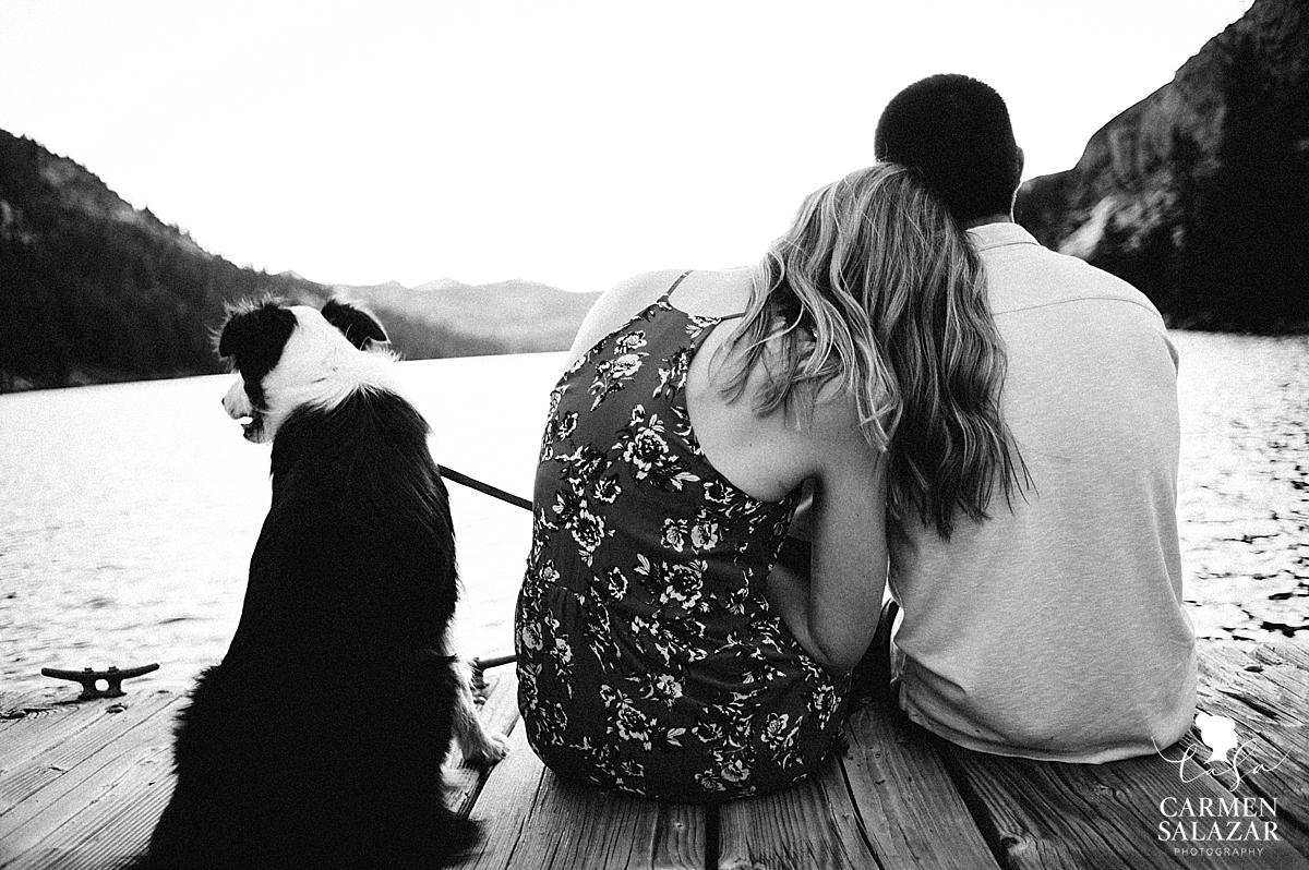 California engagement lifestyle photographer - Carmen Salazar