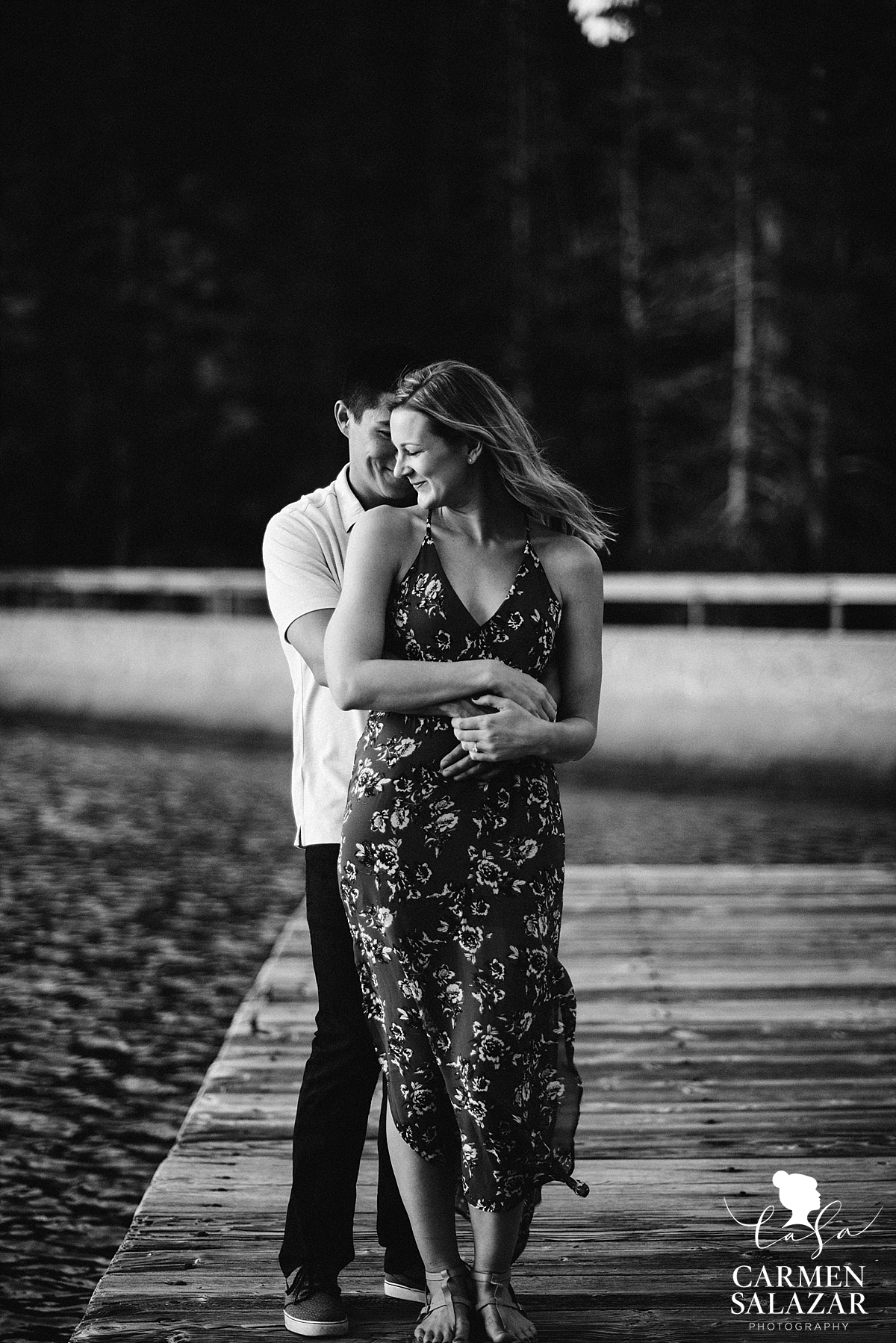 Sweetheart engagement photography adventures - Carmen Salazar