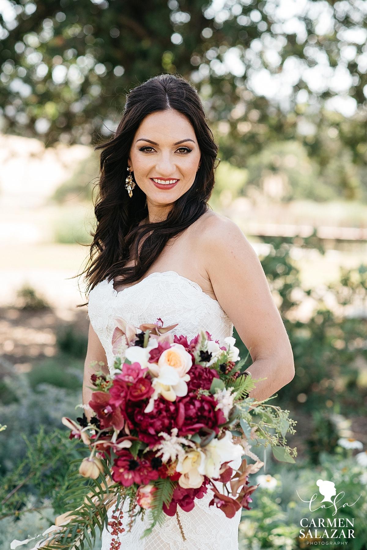 Field & Pond bohemian bride - Carmen Salazar
