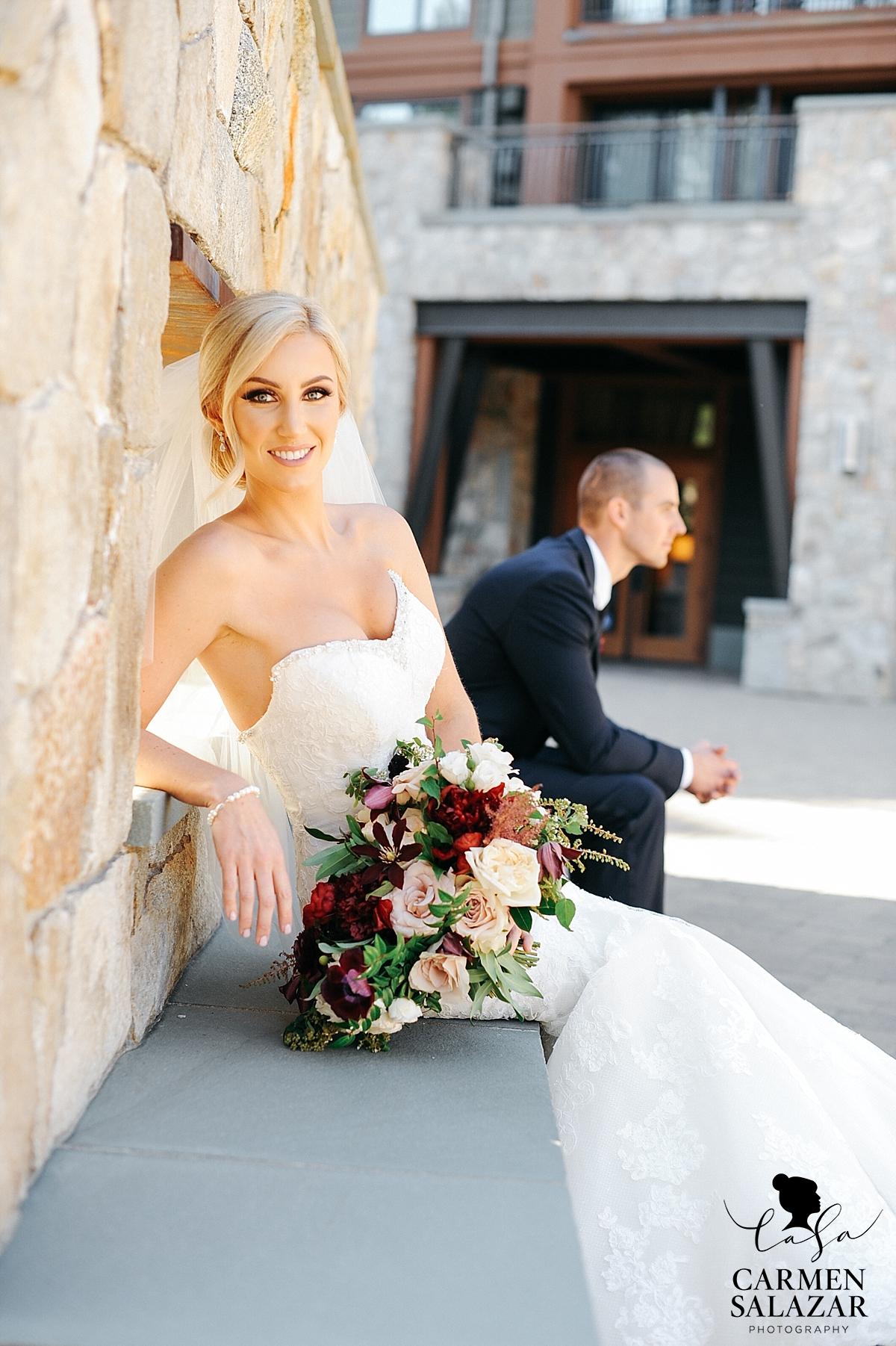 Stunning Tahoe destination wedding photography - Carmen Salazar