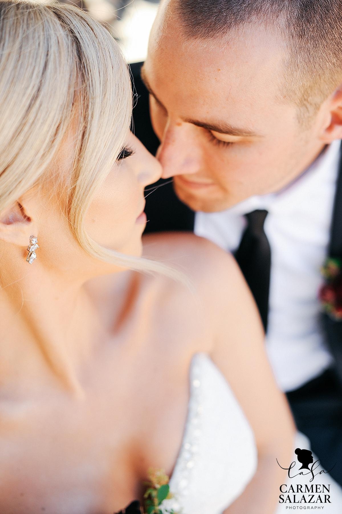 Sentimental and sweet wedding photography - Carmen Salazar