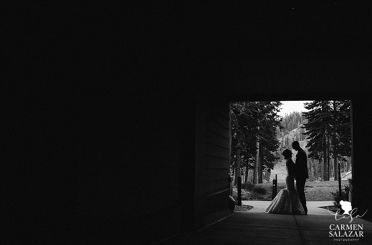 Dramatic Tahoe wedding photos - Carmen Salazar