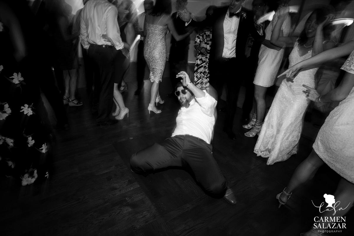 Awesome wedding dance moves - Carmen Salazar