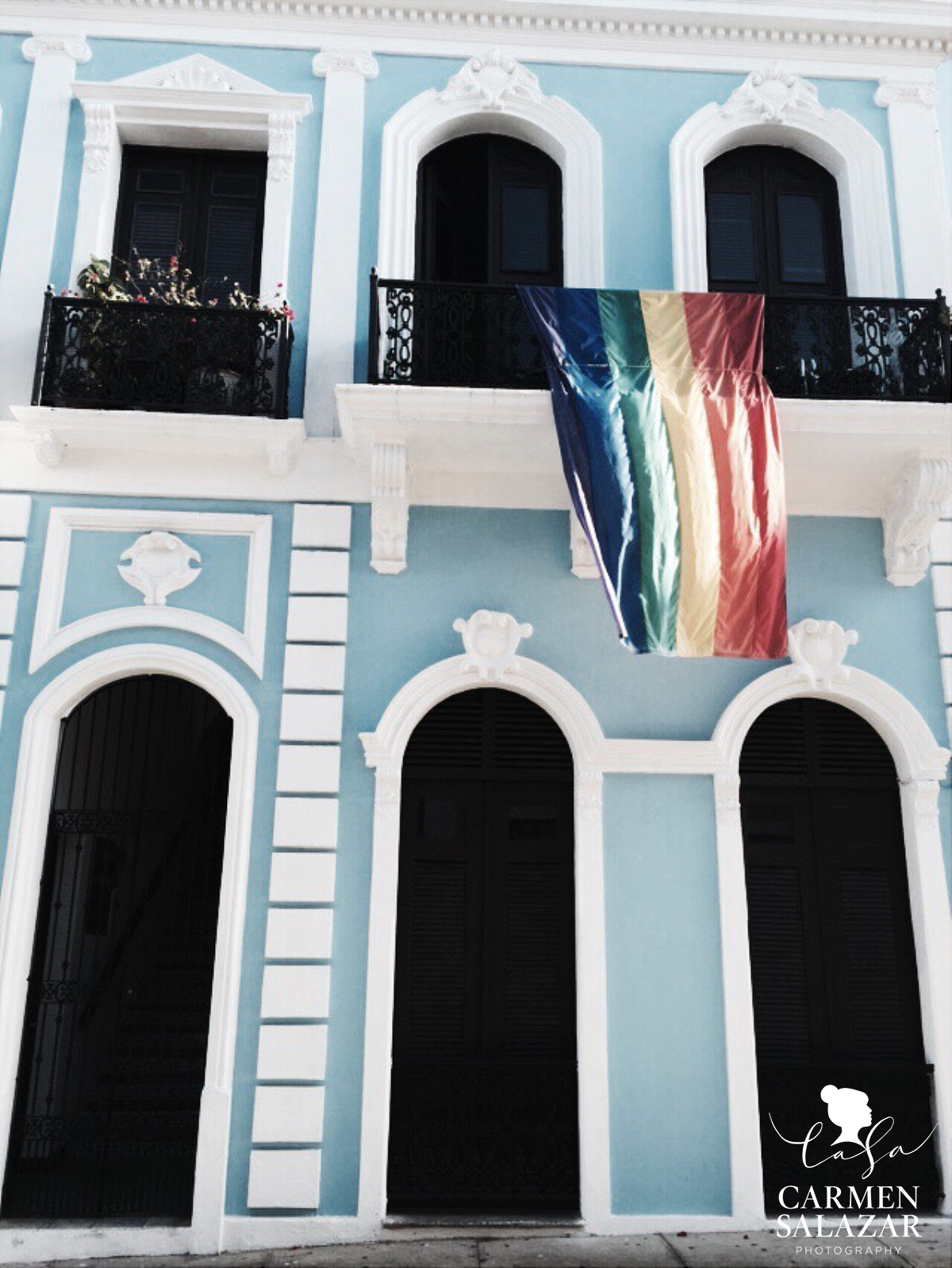 Gay pride in Puerto Rico