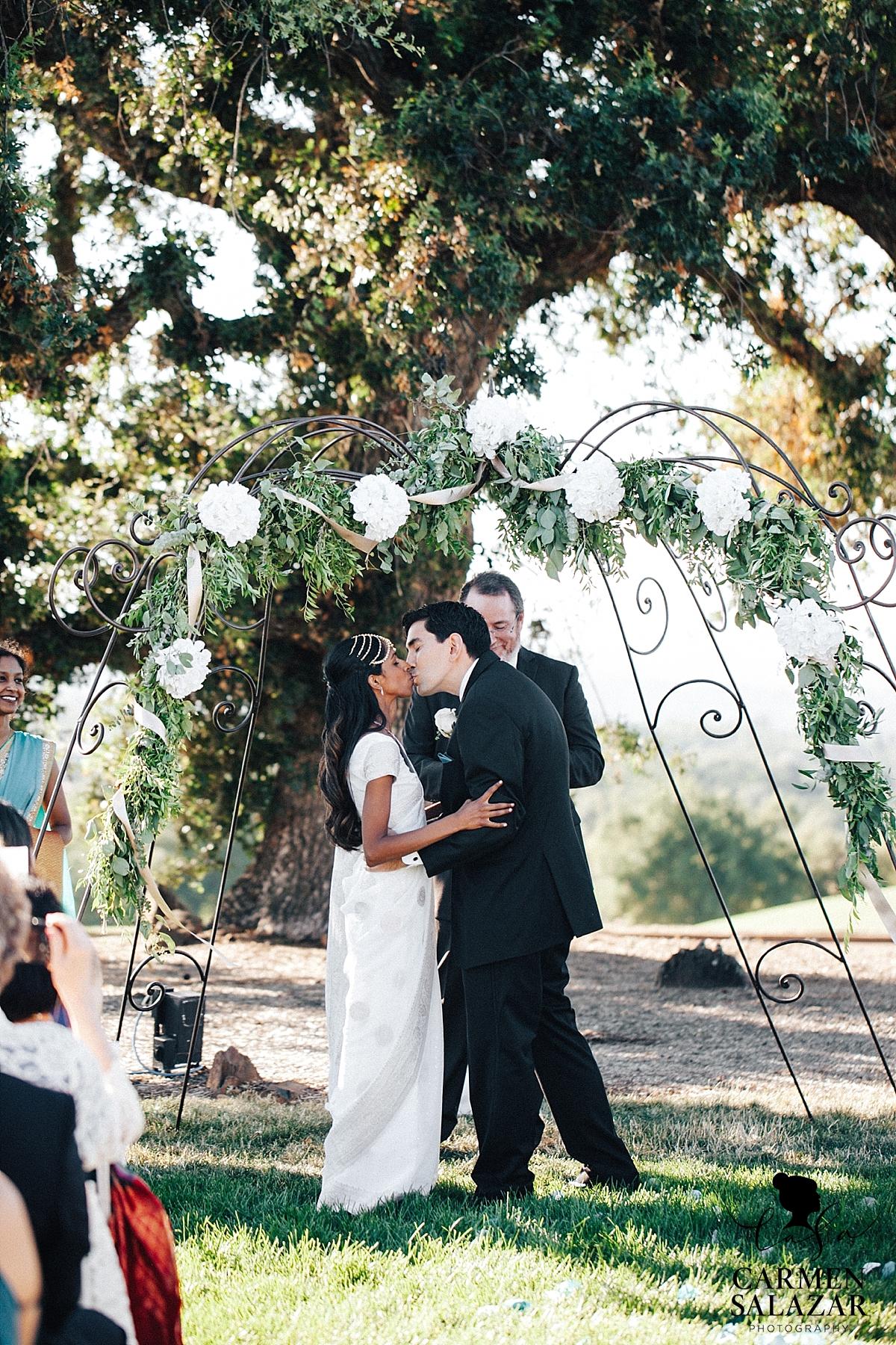 Christian - Indian Serrano Country Club Wedding - Carmen Salazar
