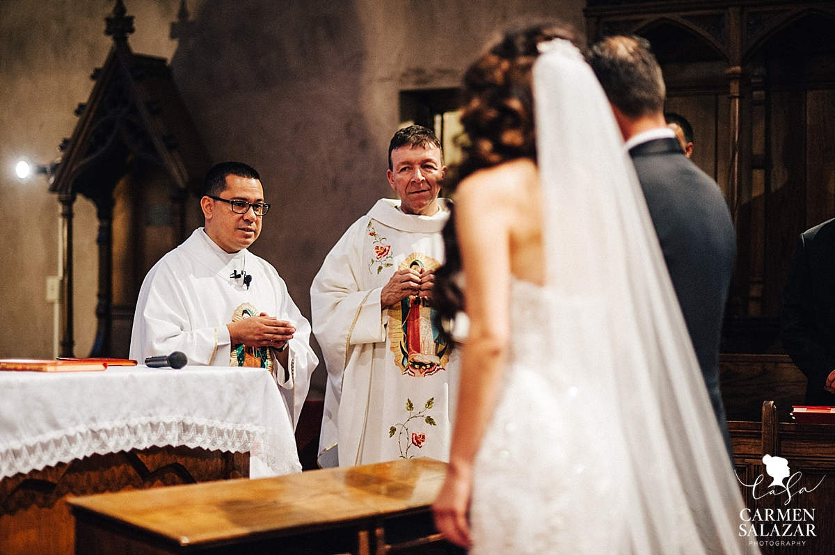 Stockton traditional Mexican catholic ceremony - Carmen Salazar