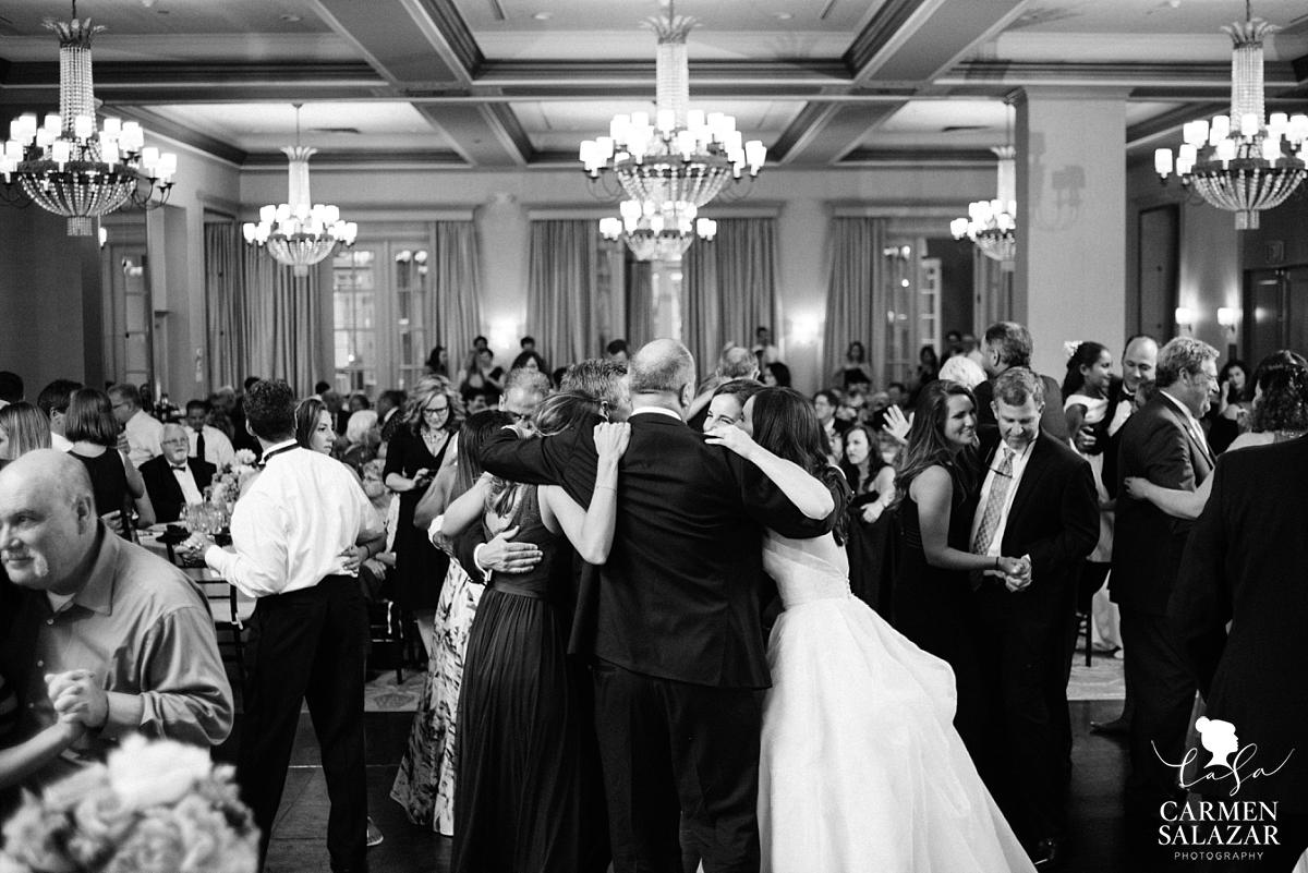 Wedding guests join the ballroom dance floor - Carmen Salazar