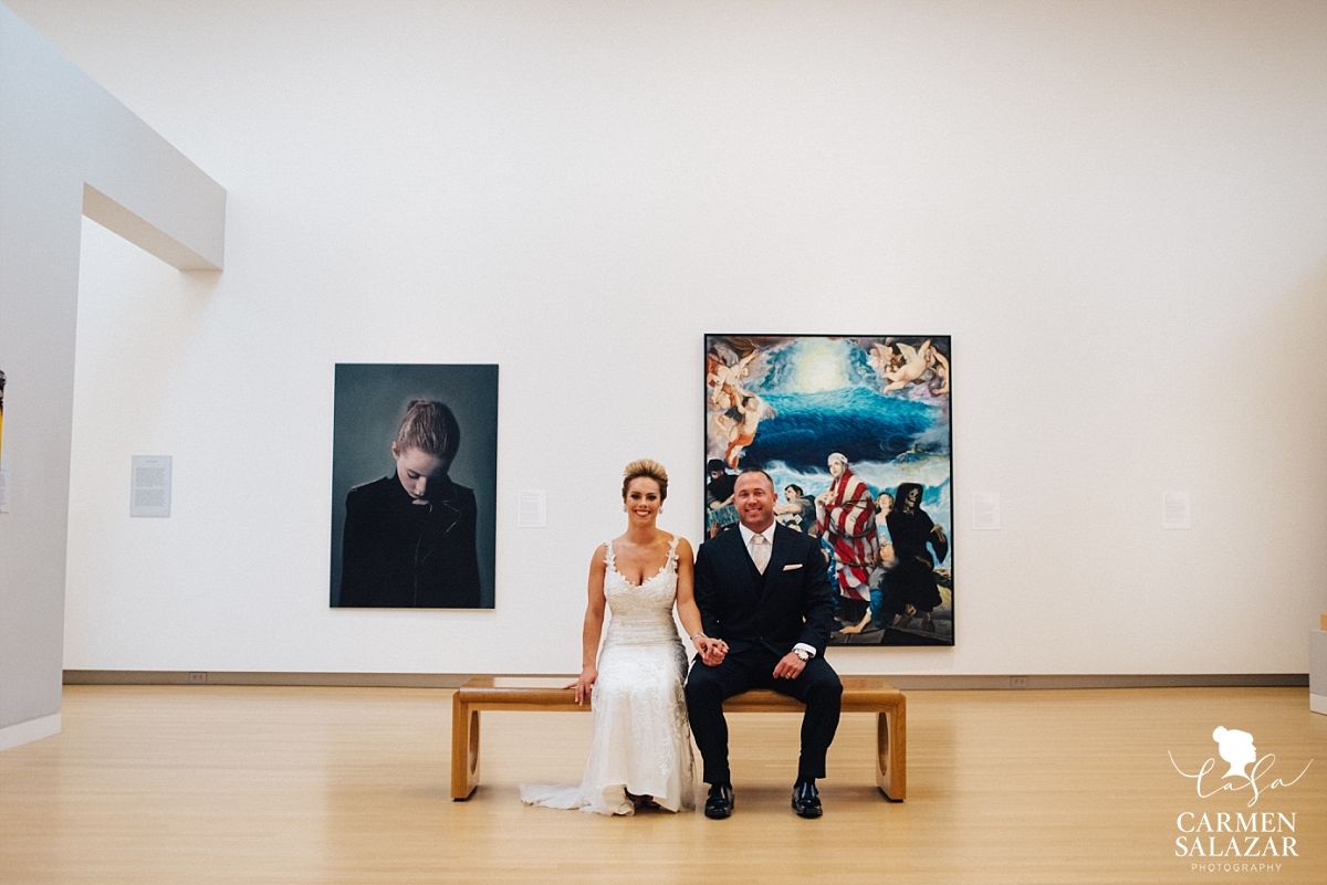 Elegant Crocker Art Museum Wedding - Carmen Salazar