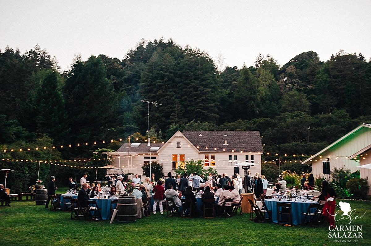 Beautiful private wedding venue in Scott's Valley santa cruz - Carmen Salazar