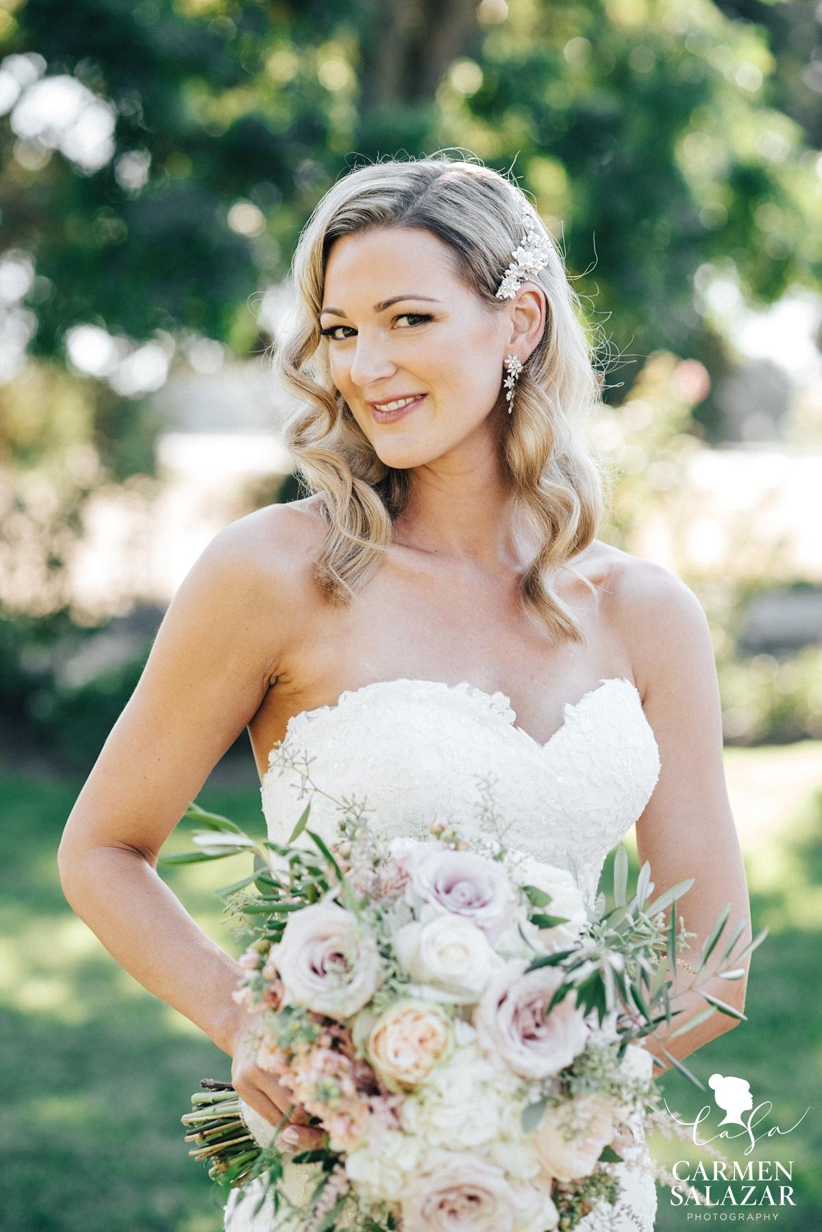 Scribner Bend Summer bride - Carmen Salazar