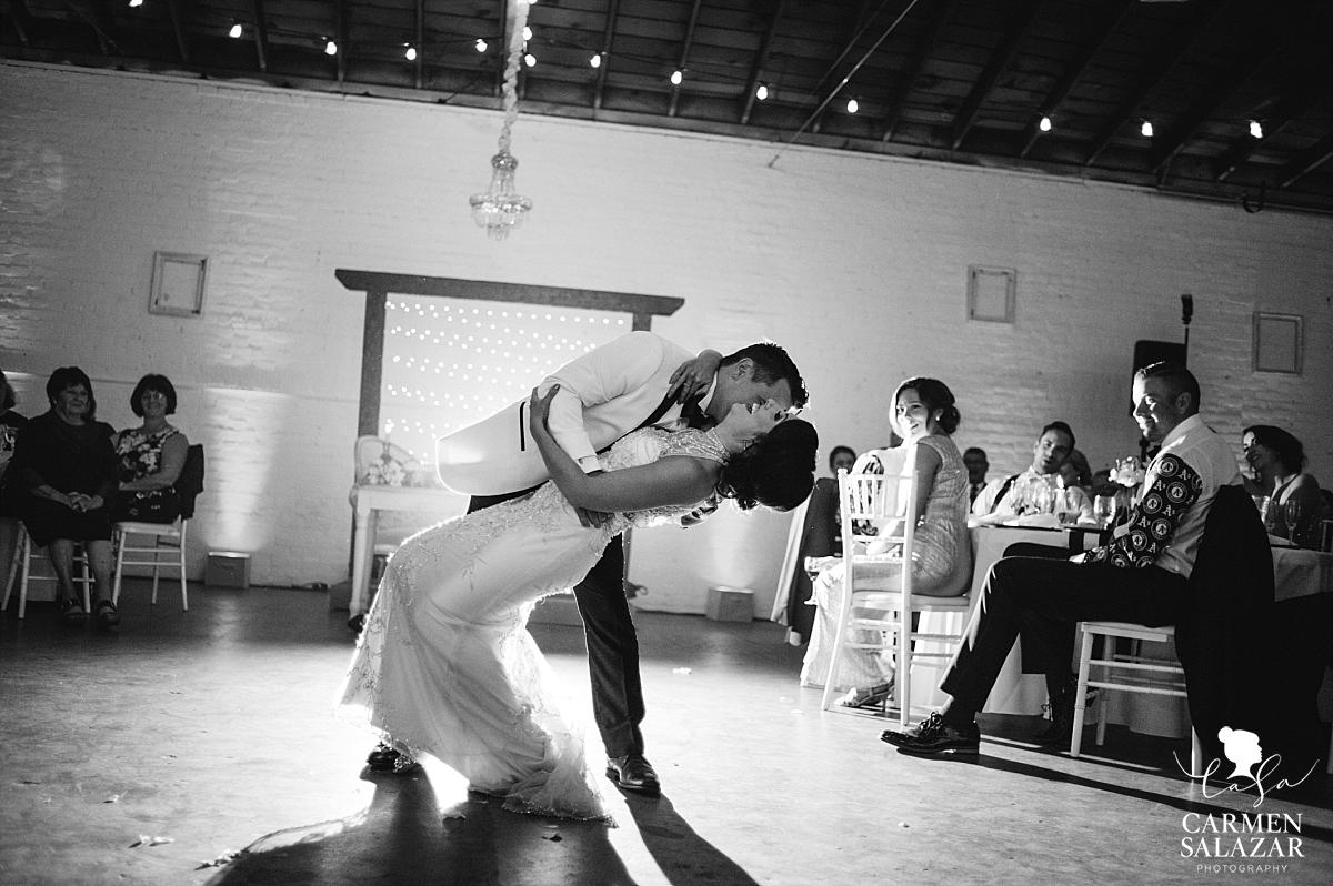 Epic first dance Sacramento wedding photography - Carmen Salazar