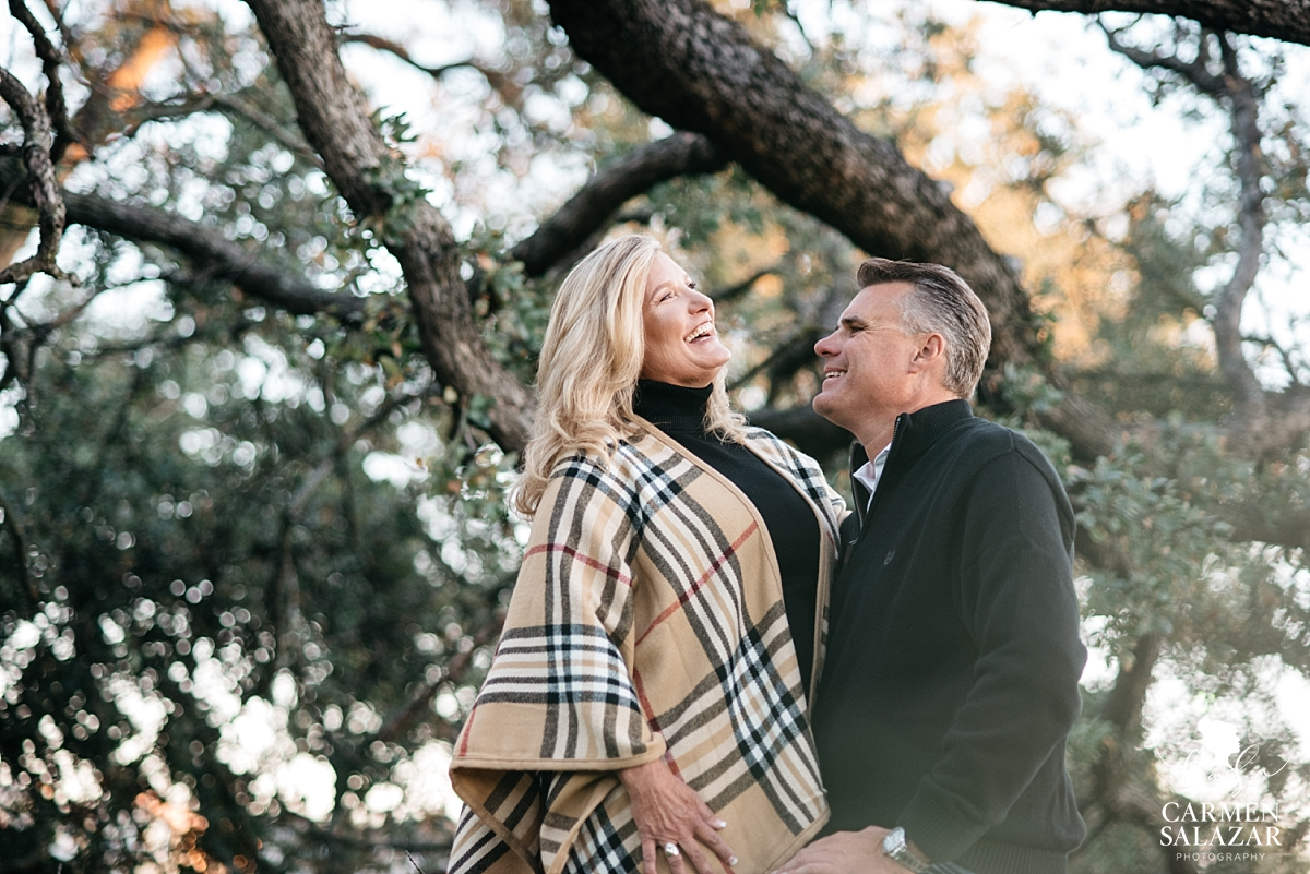 Roseville Fall Engagement Session - Carmen Salazar