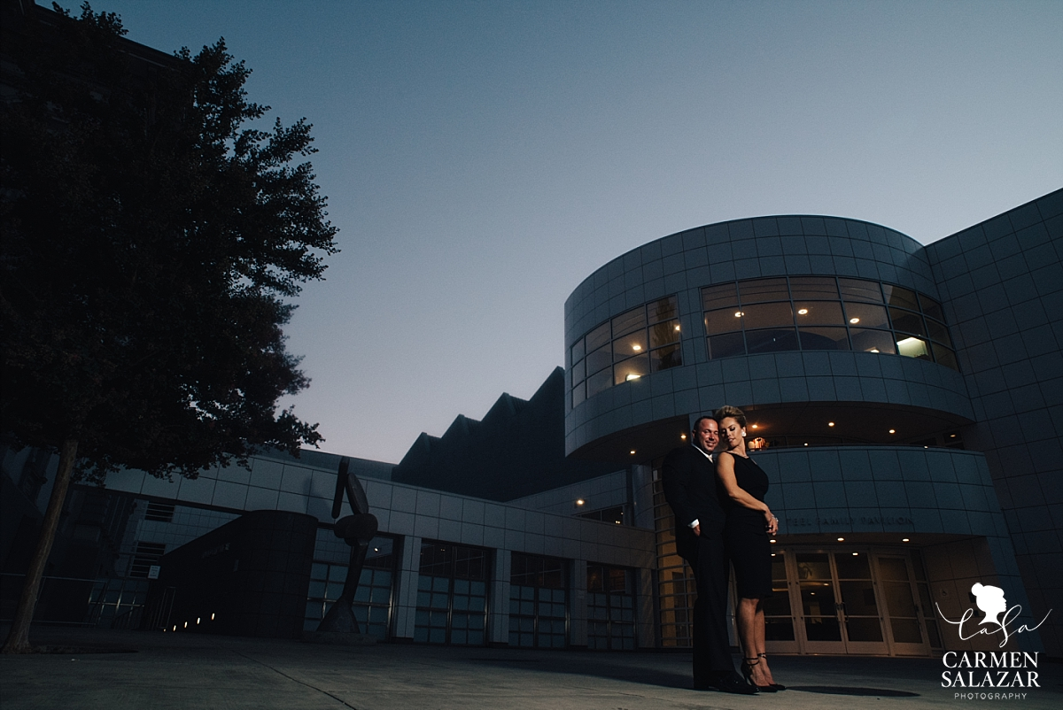 Crocker Art Museum wedding photographer - Carmen Salazar