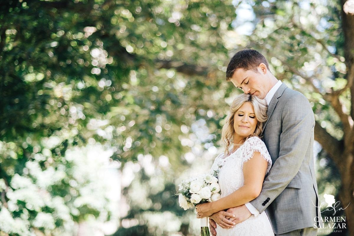 Capitol Park intimate wedding elopement - Carmen Salazar