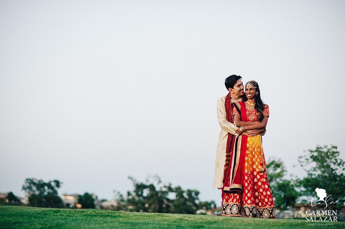 Sunset Indian country club wedding - Carmen Salazar