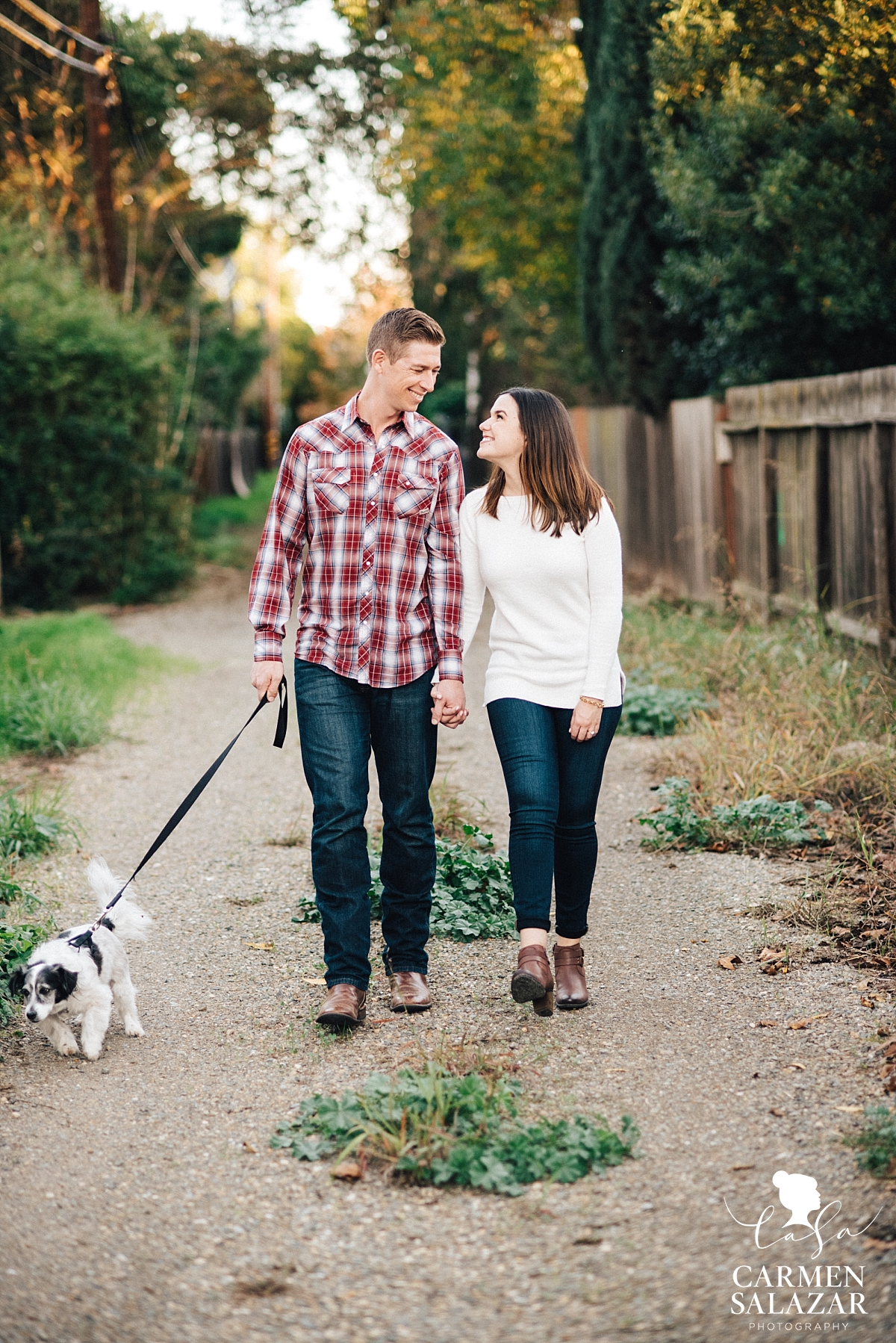 Pet-friendly Sacramento photographer - Carmen Salazar