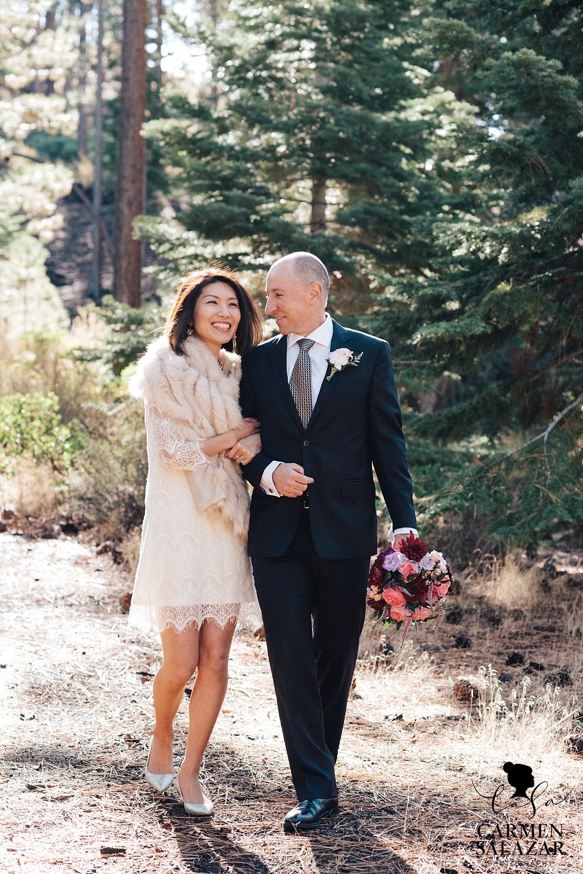 Zephyr Cove NV wedding photography - Carmen Salazar
