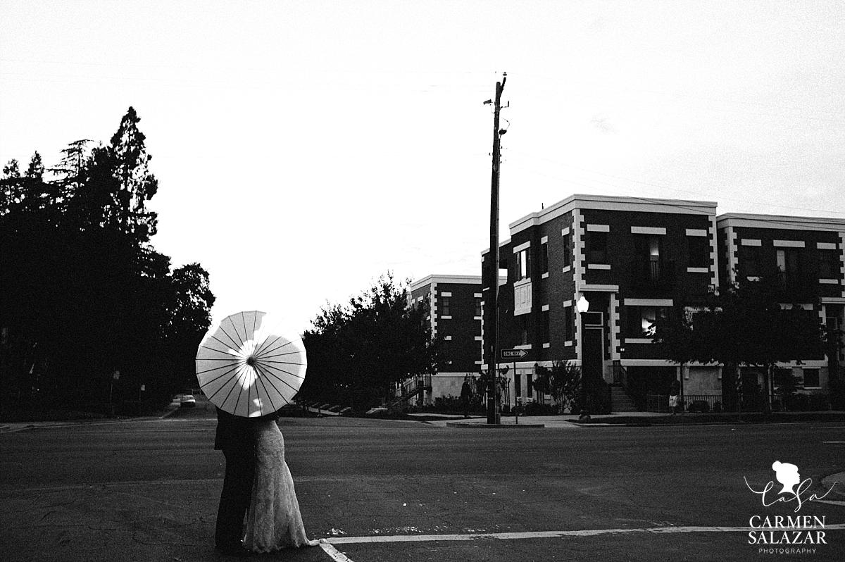 Vizcaya Sacramento urban wedding photography - Carmen Salazar