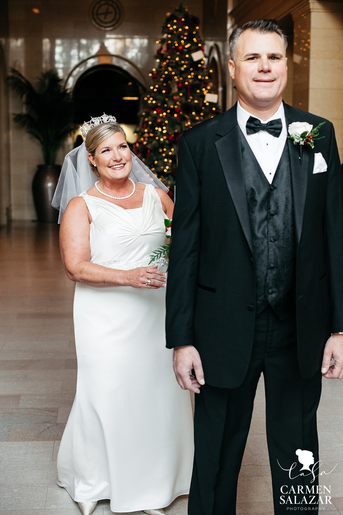 First look at Citizen Hotel wedding - Carmen Salazar