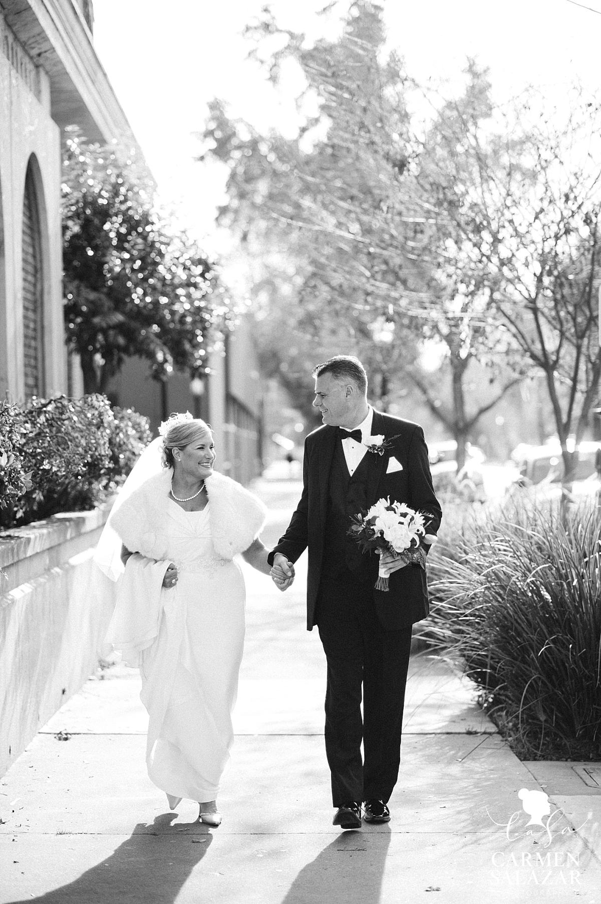 Downtown Sacramento wedding photography - Carmen Salazar