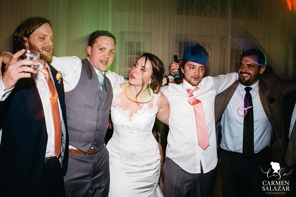 Wedding reception college song - Carmen Salazar