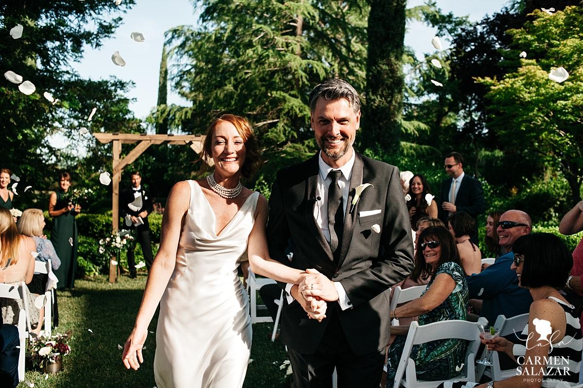 Park Winters newlyweds - Carmen Salazar