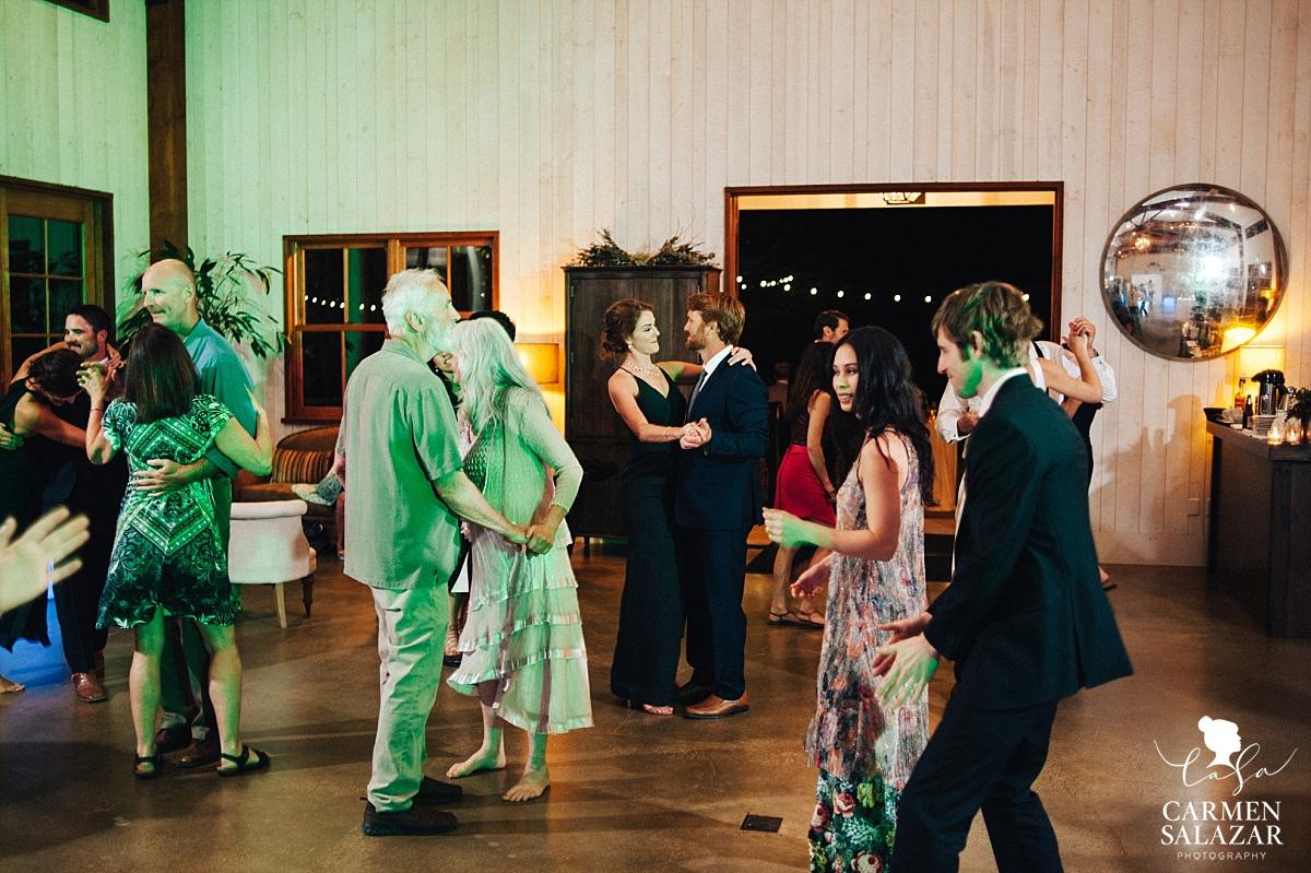 Park Winters wedding reception - Carmen Salazar
