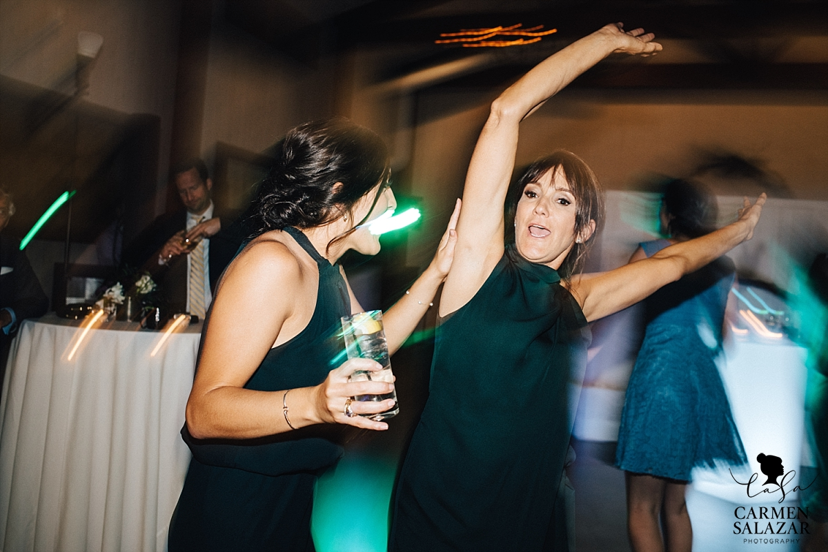 Mother of the bride dancing at reception - Carmen Salazar