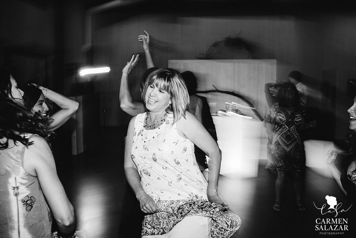 Park Winters dance floor entertainment - Carmen Salazar