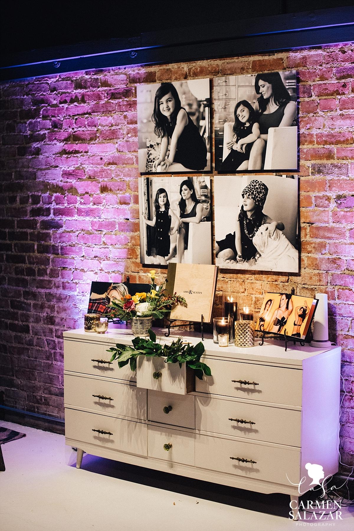 New photography studio in Roseville grand opening - Carmen Salazar