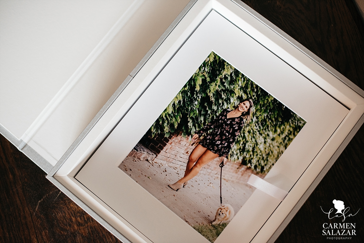 Portrait box by Carmen Salazar Photography - CSP