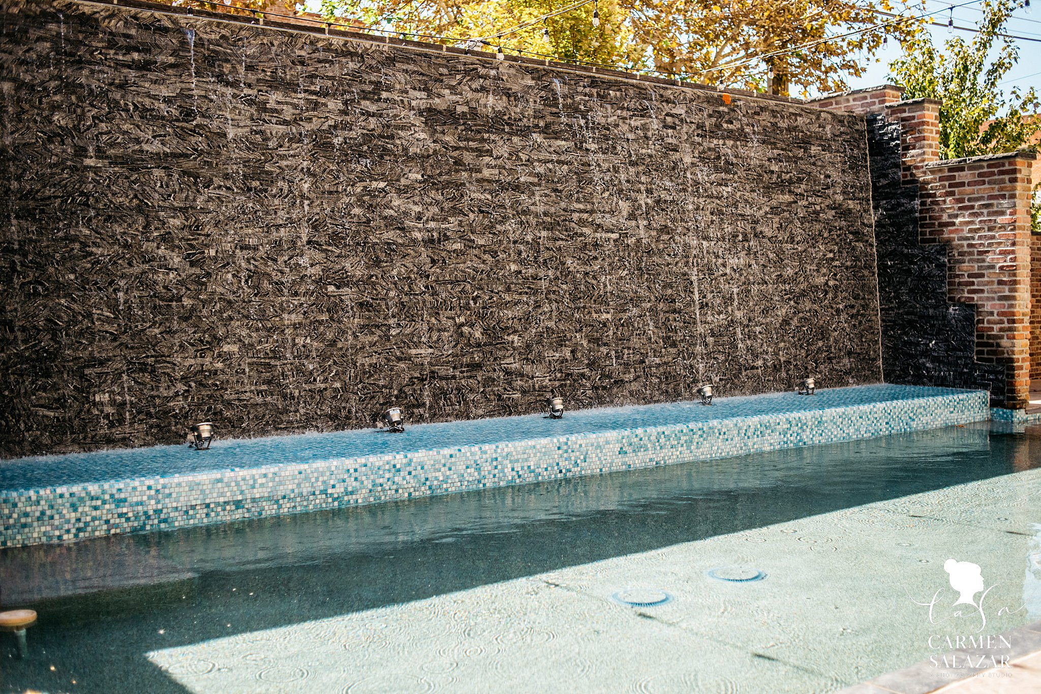 Hotel Winters swimming pool