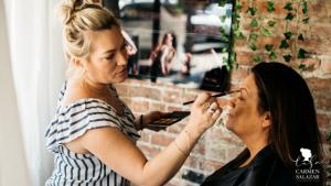 Sacramento makeup artist