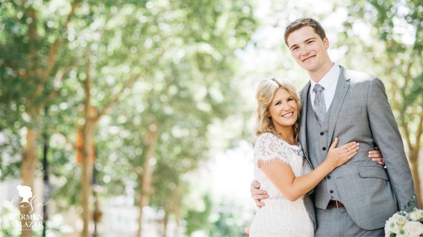 city park wedding - Carmen Salazar Photography